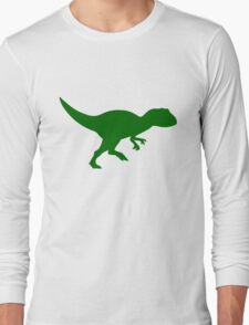 Allosaurus Dinosaurus Long Sleeve T-Shirt