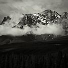 Canadian Rockies by makbet666
