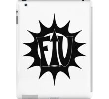 G.I.T.S. - Captain Fuckyouup iPad Case/Skin