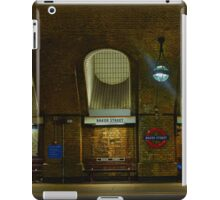 Baker street London  iPad Case/Skin