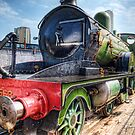 Good Old Train by adng