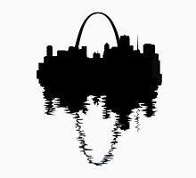 St. Louis Silhouette Unisex T-Shirt