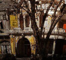 Night Walker by Diane Johnson-Mosley