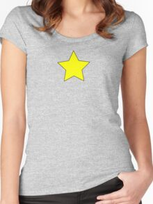 Peco Star Women's Fitted Scoop T-Shirt