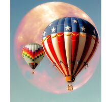 Fly Me To The Moon Photographic Print