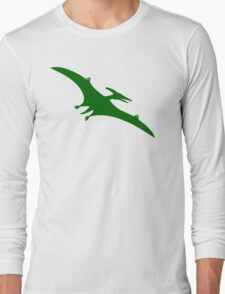 Pterodactyl Dinosaur  Long Sleeve T-Shirt