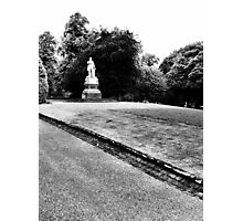 Lister monument Photographic Print