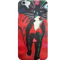 Jess the Diva Kitten iPhone Case/Skin