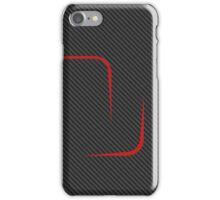 Redline iPhone Case/Skin