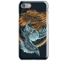 The Raven and the Owl iPhone Case/Skin