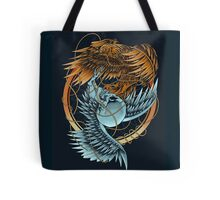 The Raven and the Owl Tote Bag