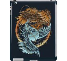 The Raven and the Owl iPad Case/Skin