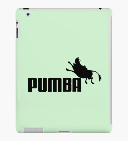 """Pumba from Disney's """"The Lion King"""" iPad Case/Skin"""
