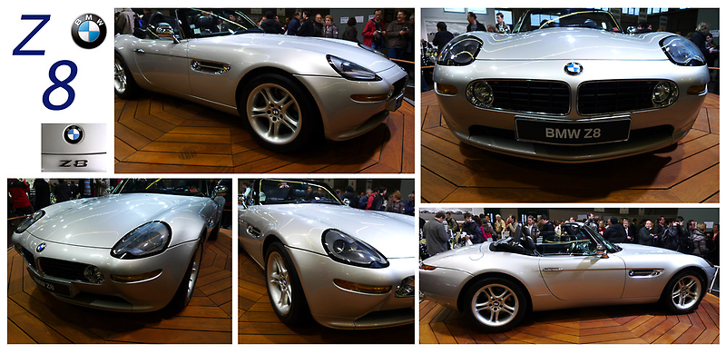 the fabulous BMW Z8 by ragman