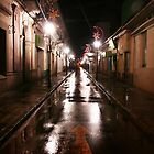 Calle Sucre by Michael Dunn