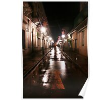 Calle Sucre Poster