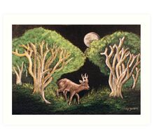 Fairy of the Forest Art Print