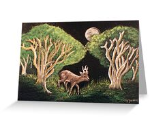 Fairy of the Forest Greeting Card