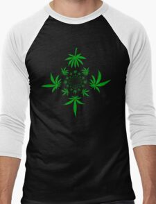 Weed Men's Baseball ¾ T-Shirt