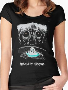 INSANITY GROWS Women's Fitted Scoop T-Shirt