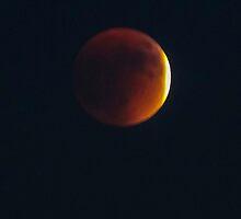 SUPER Blood Moon, Lunar Eclipse, San Diego, 09.27.2015 by heatherfriedman