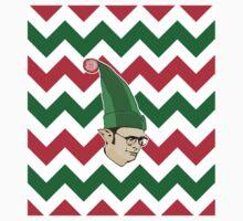 Dwight the Elf Baby Tee
