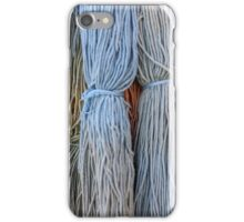 hank wool iPhone Case/Skin