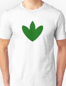 T Rex Footprint Unisex T-Shirt
