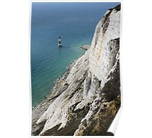 Beachy Head Poster