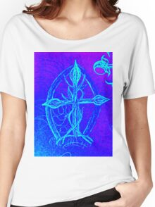 Amen - Cross of Vines Women's Relaxed Fit T-Shirt