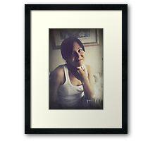 Girls' Day Framed Print