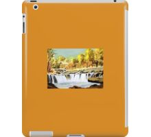 Babcock State Park West Virginia iPad Case/Skin