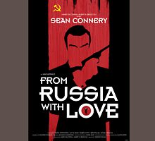 From Russia with Love - Movie Poster Unisex T-Shirt