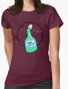 QuickScope! Womens Fitted T-Shirt