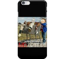 Bad Grandpa: Rick and Morty iPhone Case/Skin