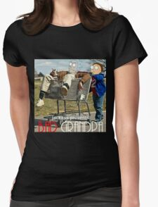 Bad Grandpa: Rick and Morty T-Shirt