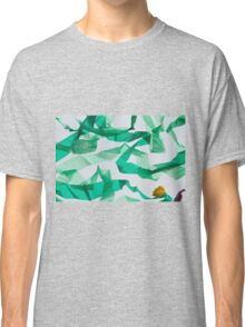 colorful kites flying in the sky Classic T-Shirt