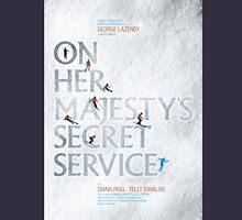 On Her Majesty's Secret Service - Movie Poster Unisex T-Shirt