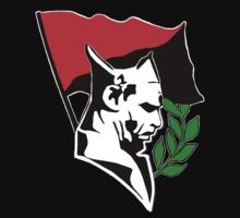 Durruti - Anarchy Flag by Bela-Manson