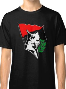 Durruti - Anarchy Flag Classic T-Shirt