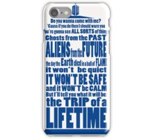 It's Gonna Be Fantastic Dr Who iPhone Case/Skin