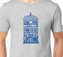 It's Gonna Be Fantastic Dr Who Unisex T-Shirt