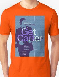 Get Carter - Movie Poster T-Shirt