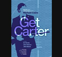 Get Carter - Movie Poster T-Shirt