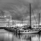 Fremantle Boots Harbor by HG. QualityPhotography