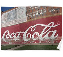 Coca-Cola: Council Grove, KS Poster