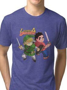 Legends of Universe Tri-blend T-Shirt