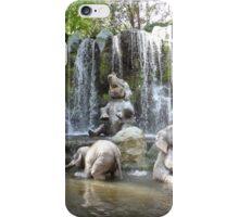 Elephant Splash Party iPhone Case/Skin