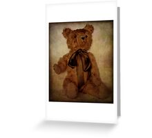 Teddy Bear Tales Greeting Card