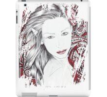 My World ~ A Beautiful Paisley Elf iPad Case/Skin